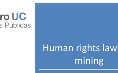 Human rights law and mining (Chile)
