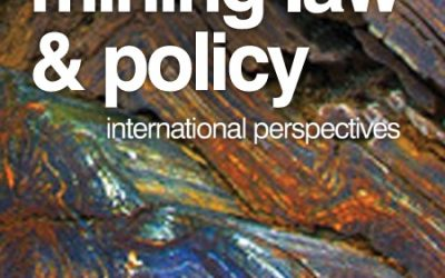 Mining Law and Policy International Perspectives